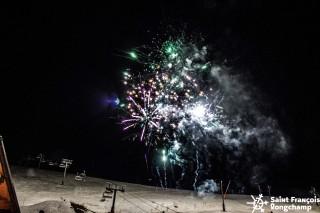 Nouvel an à la montagne