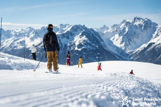 Hébergement + Forfait de ski