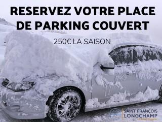 parking couvert saison