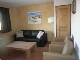 Appartement - Chalets de la Madeleine - St François Longchamp - Salon