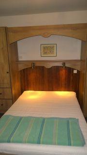 chambre cabine 1 lit double